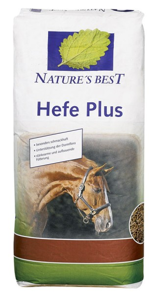 Nature's Best Hefe Plus