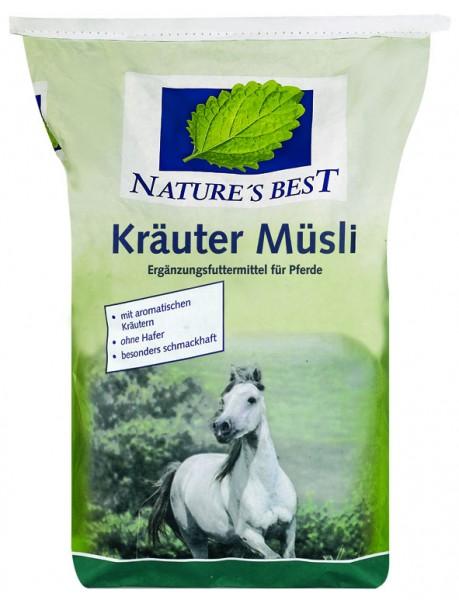 Nature´s Best Kräuter-Müsli