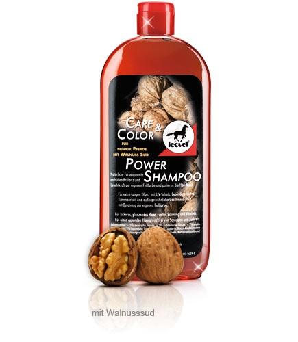 Power-Shampoo Walnuss