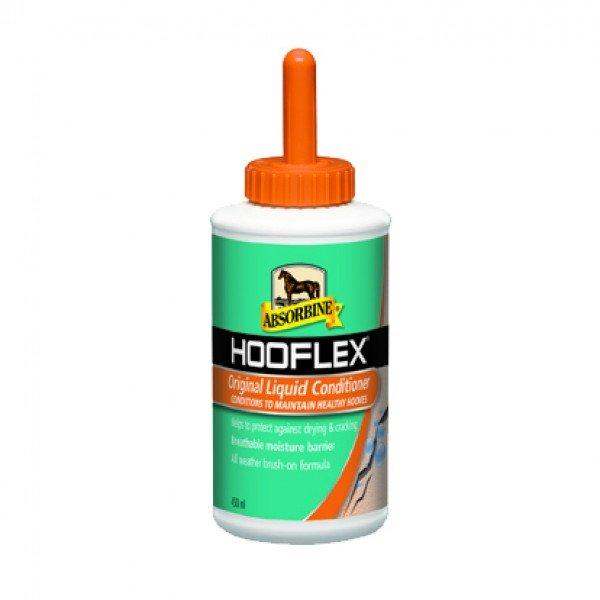 Hooflex mit Pinsel
