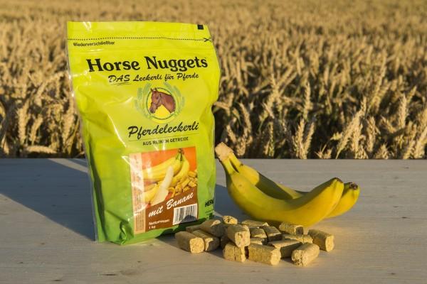 Horse Nuggets BANANE