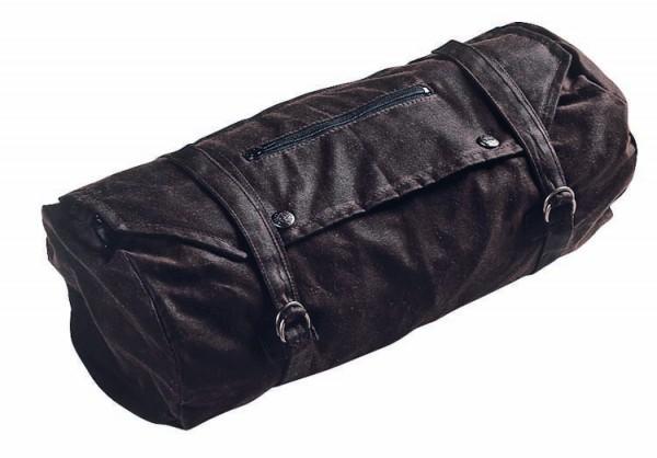 Rider Oilskin Bag brown