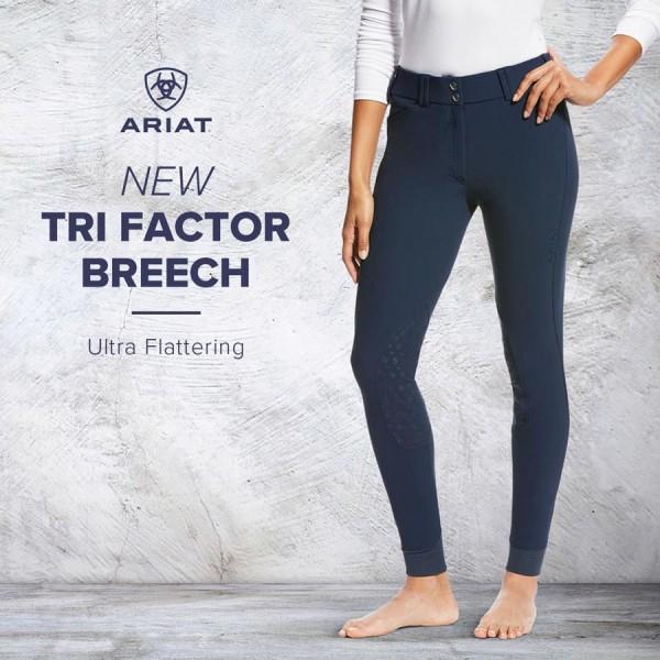 Ariat Tri Factor Grip