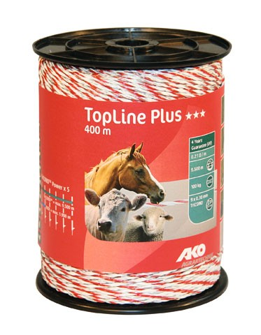 TopLine Plus Weidezaunlitze