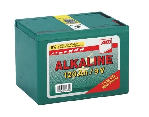 AKO-Batterie Alkaline