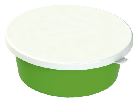 Deckel f.Futterschale 6 Liter