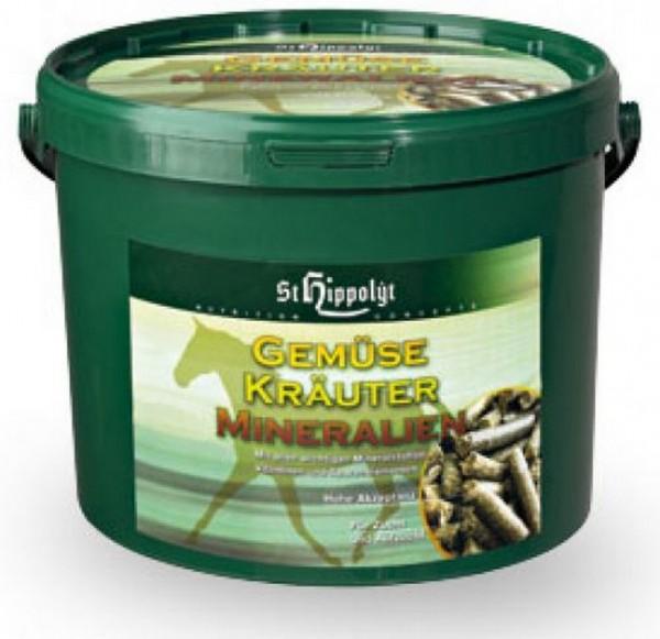 Gemüse-Kräuter-Mineral