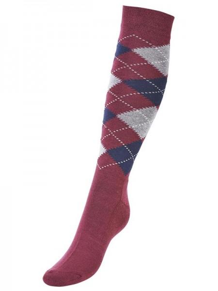 Socken Comfort Karo III