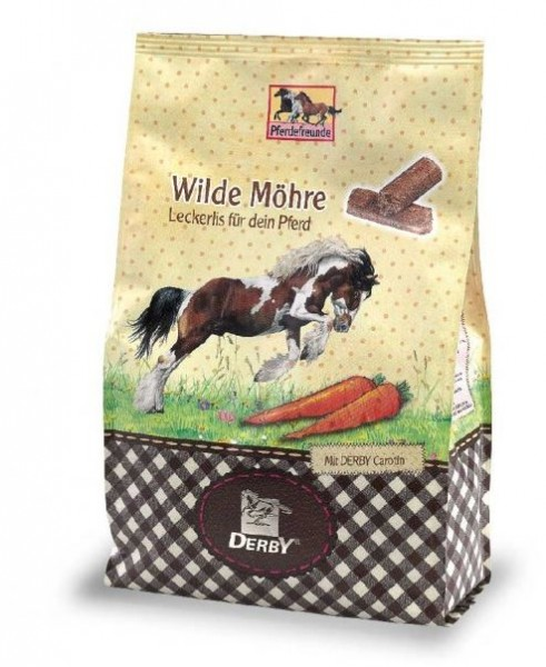 Wilde Möhre-Leckerlies