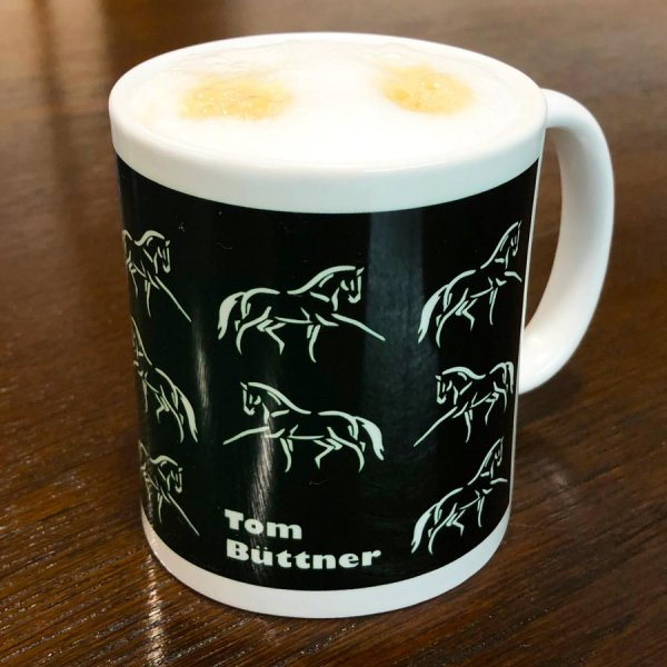 Tom Büttner Tasse