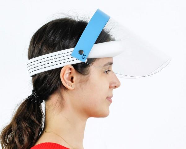 Casco Gesichtsschutz -klappbar