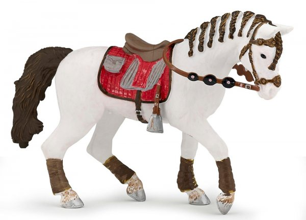 Papo Pferd des Fashion Reiters