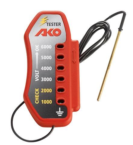 AKO-Zaunprüfer 6.000 V