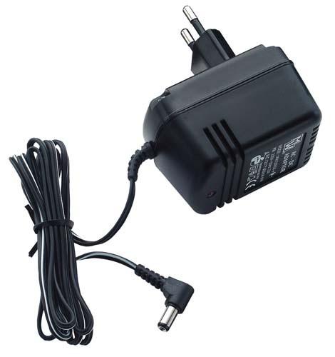 230V-Netzadapter für 12V-Weide