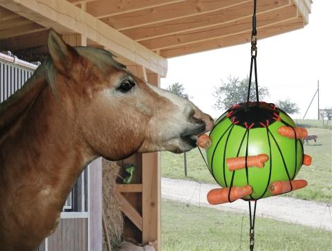 Therapiespielball, grün