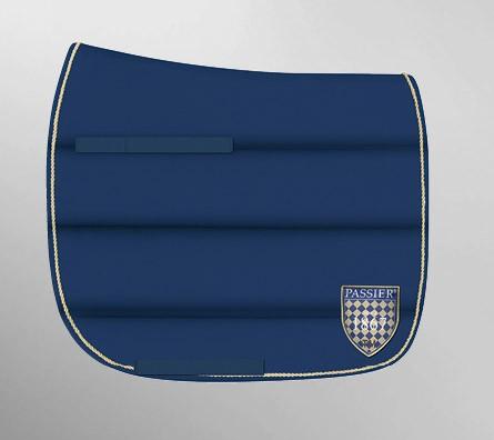 Passier Schabracke mit Wappen