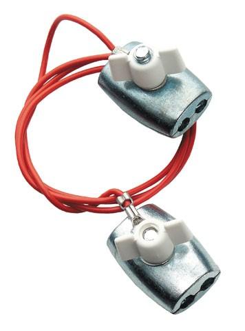 Seilkupplung incl. 2 Seilverbi