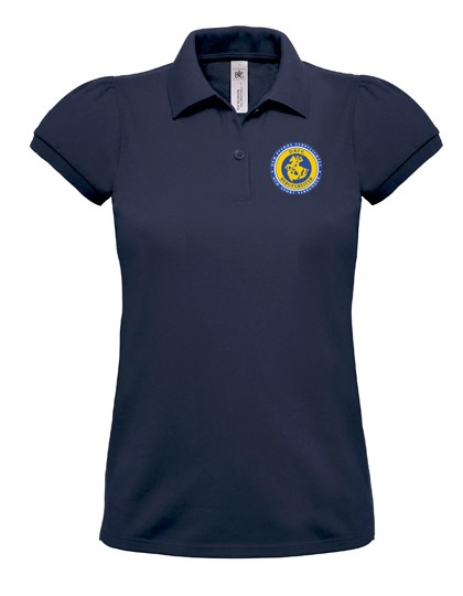 BBR Polo-Shirt Damen