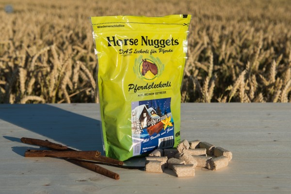 Horse Nuggets Wintertraum