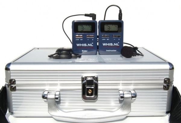 WHIS 02 Reiter Funksystem