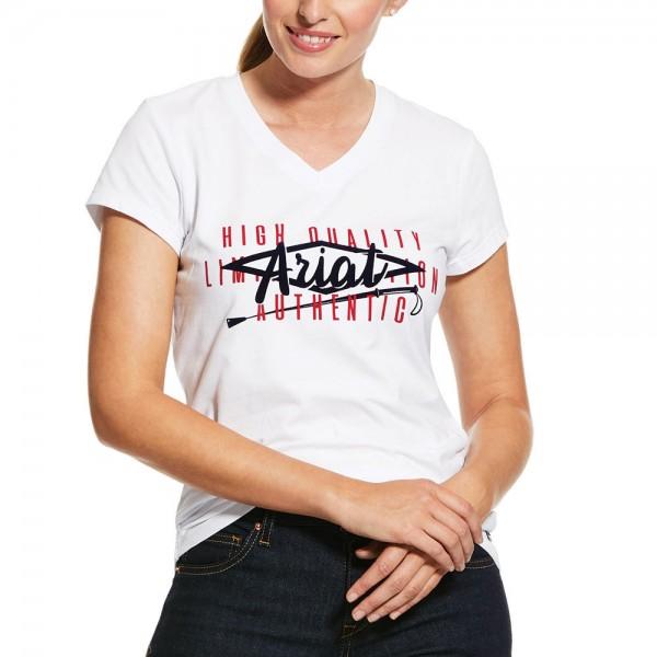 Ariat Crop Logo T-Shirt