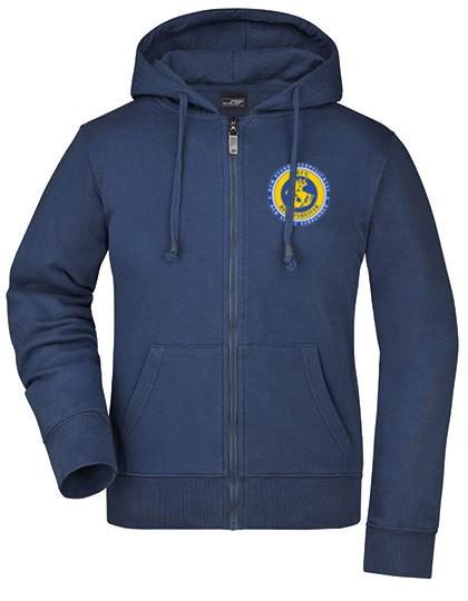 Ladys Hooded Jacket