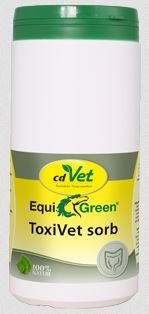 cdVet EquiGreen ToxiVet sorb