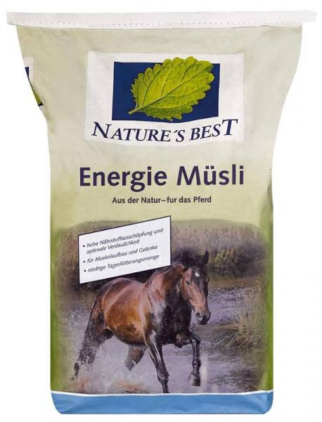 Nature's Best EnergieMüsli